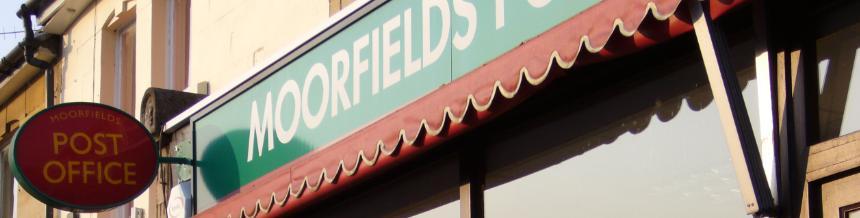 Moorfields PO